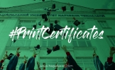 The University of Liverpool awards graduation certificates to 800 online students